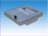 *-015 TRANSFER  BÜYÜK ELÇİLİKLER İÇİN YÜKSEK GÜVENLİKLİ TRANSFER KASASI PASS-THROUGHS and TRANSFER TRAYS for COUNTERS ( Banks, petrol stations, chemists ) External dimensions: H x W x D = 150 x 520 x 610 mm 50Kg ( 999€ )+kdv Adrese teslim